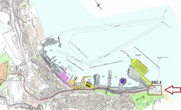 A waterfront regeneration project for the Port of Odessa