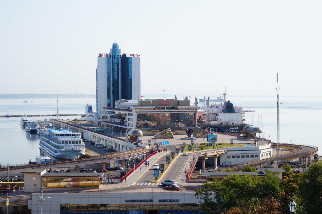 MIU Talking with Odessa Passenger Sea Terminal Concession Initiator