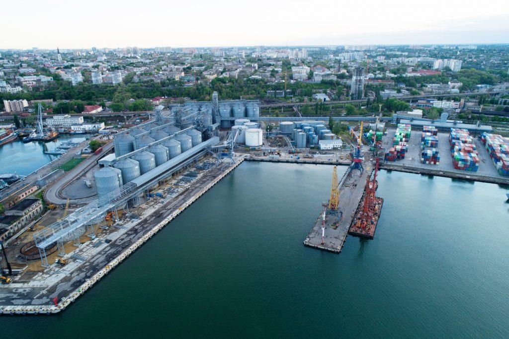 Brooklyn-Kiev + Louis Dreyfus Grain Terminal in Odessa to Start by Autumn