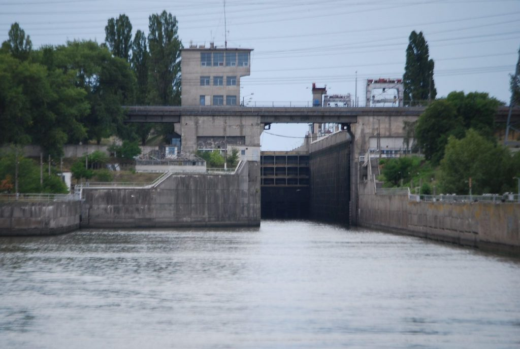 MIU Expecting to Raise Funding by EIB for Dnipro Locks' Modernisation