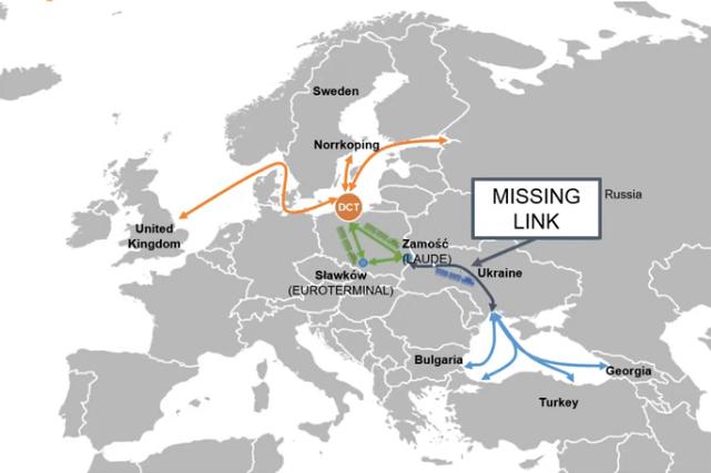 Baltic – Black Sea Designed Corridor to Reach Sweden?