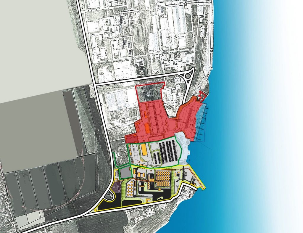 New Grain and Oilseed Complex Planned To Be Built In Pivdenny Port