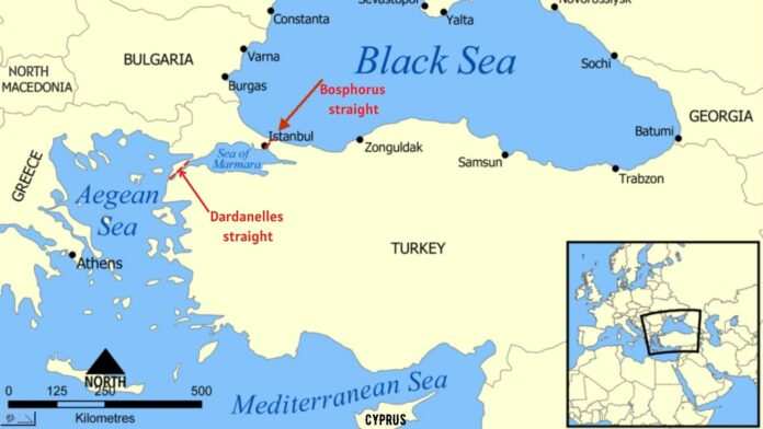 Guidelines for Transiting the Turkish Straits